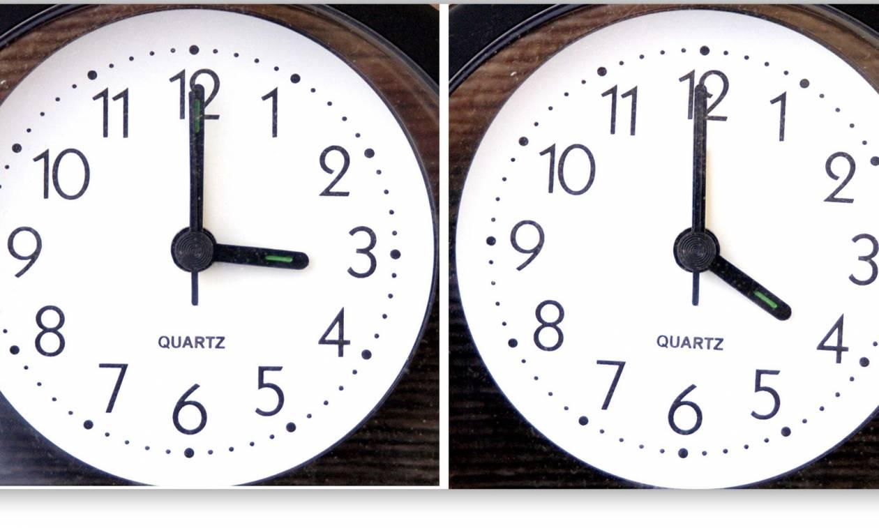 Θερινή ώρα 2016  Πότε θα γυρίσουμε τα ρολόγια μας μια ώρα μπροστά  87e098c1c8e