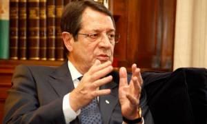 Никос Анастасиадис: Кипрский вопрос может быть решен в 2016 году