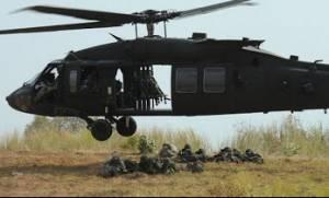 Η Αμερική παρέδωσε 8 ελικόπτερα Black Hawk στην Ιορδανία