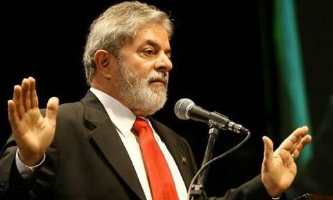 Υπό κράτηση ο πρώην πρόεδρος της Βραζιλίας Λούλα