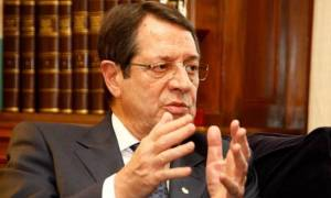 Αναστασιάδης:  Η λύση του Κυπριακού είναι εφικτή το 2016