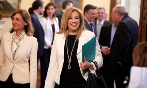 Σύσκεψη πολιτικών αρχηγών: Οι κόκκινες γραμμές του ΠΑΣΟΚ