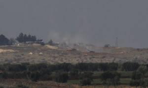 Συρία: Οι Κούρδοι λένε ότι βομβαρδίζονται από την Τουρκία - Διαψεύδει η Άγκυρα