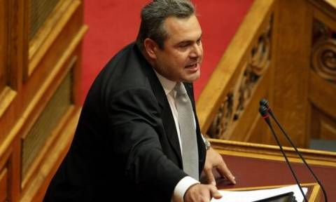 Συμβούλιο Πολιτικών Αρχηγών - Καμμένος: Ο Πρωθυπουργός θα πάει στις Βρυξέλλες με μία κοινή γραμμή