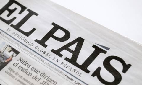 Τίτλοι τέλους για την έντυπη έκδοση της El Pais