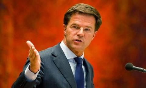 Βέλγιο: Στήριξη της Ελλάδας στο προσφυγικό από τον Ολλανδό πρωθυπουργό