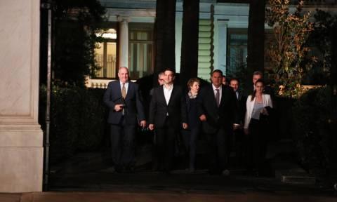 Τσίπρας μετά το Συμβούλιο Πολιτικών Αρχηγών: Αν είχαμε Οικουμενική θα είχε καταστραφεί η χώρα