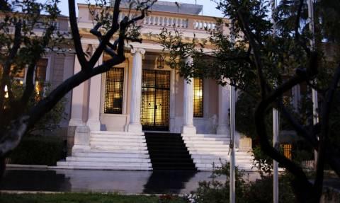 Συμβούλιο πολιτικών αρχηγών: Ικανοποίηση στο Μαξίμου για το κοινό ανακοινωθέν