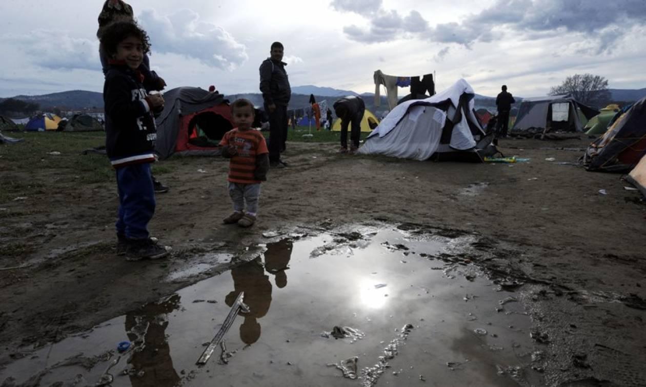 Απέραντο hot spot η Ελλάδα - «Ξεχειλίζει» από πρόσφυγες που ξεπερνούν πλέον τις 32.000