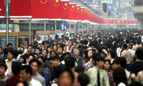 Κίνα: Στο 1,42 δισεκατ. ο πληθυσμός της χώρας μέχρι το 2020