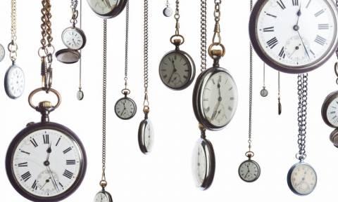Θερινή ώρα 2016: Πότε γυρίζουμε τους δείκτες των ρολογιών μια ώρα μπροστά ;