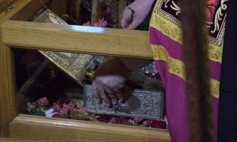 Τα λείψανα των Αγίων Θεοδώρων στην Ορεστιάδα