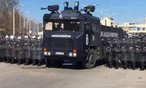 Έκλεισε τα σύνορα η Βουλγαρία