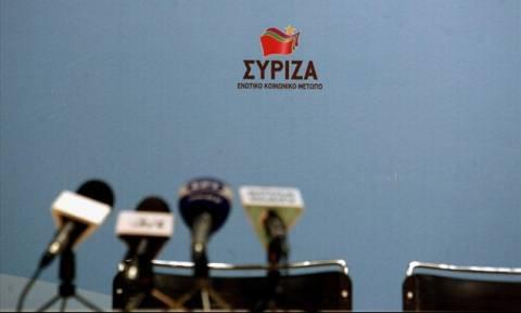 ΣΥΡΙΖΑ: Η ΝΔ συνεχίζει να μην απαντάει για το βρώμικο κύκλωμα εκβιαστών