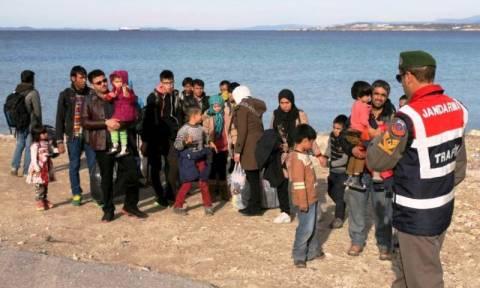 Η Τουρκία ξεκίνησε να μπλοκάρει πρόσφυγες στα παράλια του Αιγαίου!
