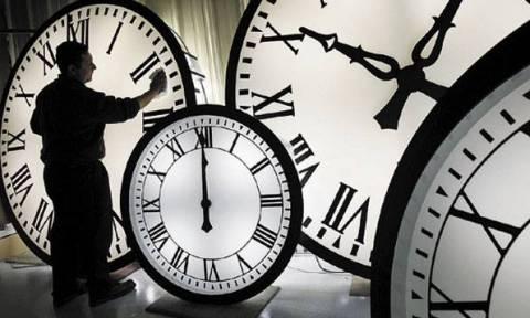Πότε θα αλλάξει η ώρα;