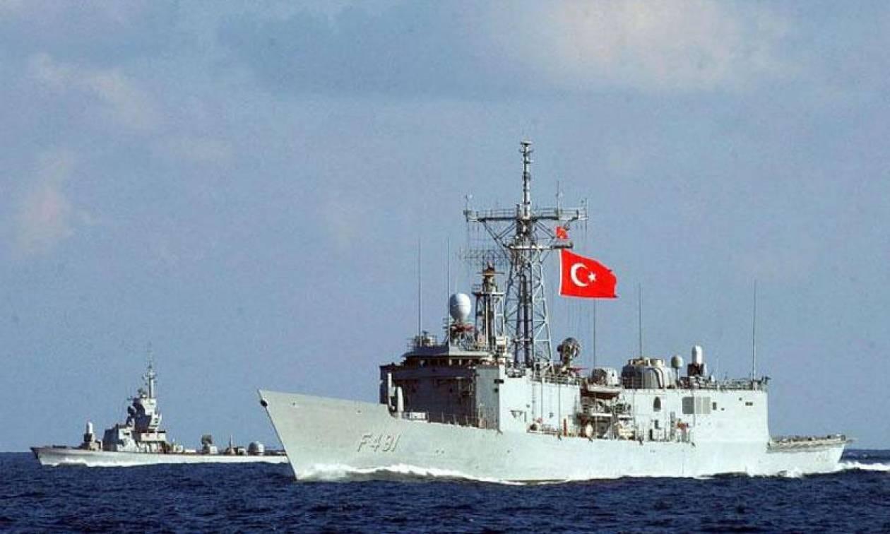 Συνεχίζει τις προκλήσεις η Άγκυρα - «Γκριζάρει» το Αιγαίο... μέσω ΝΑΤΟ