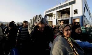 Περισσότεροι από 5.245 πρόσφυγες εγκλωβισμένοι στα νησιά του βορείου Αιγαίου