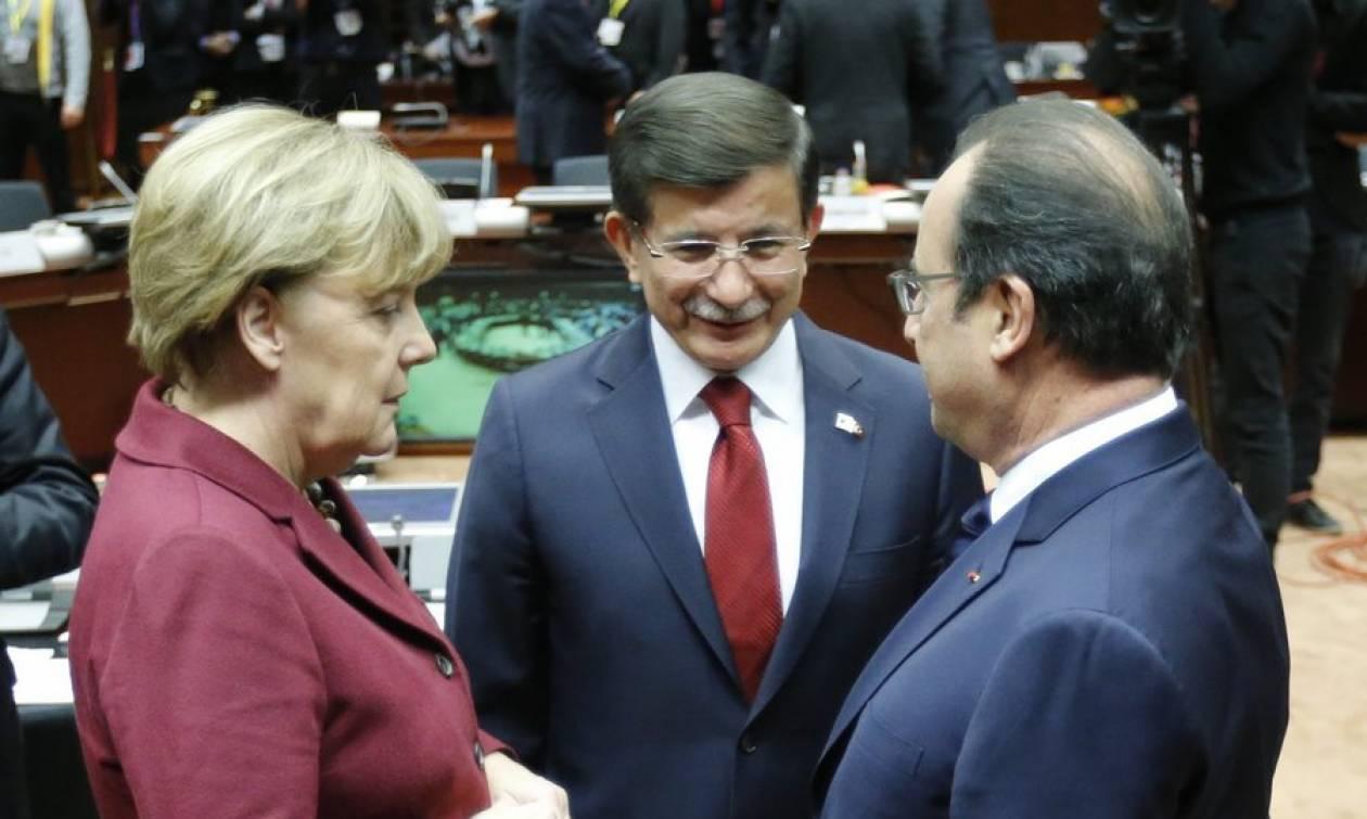 Σύνοδος Κορυφής - Telegraph: Η ΕΕ θα πουλήσει την ψυχή της για μια συμφωνία με την Τουρκία