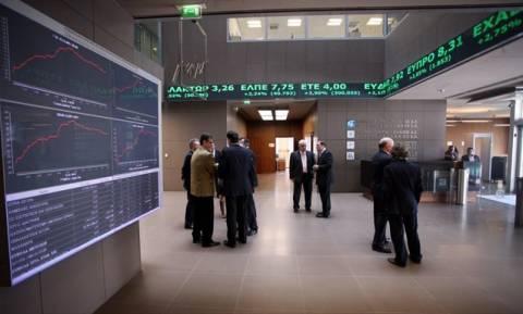 Χρηματιστήριο: Ρευστοποιήσεις στο ξεκίνημα της εβδομάδας στην Αθήνα