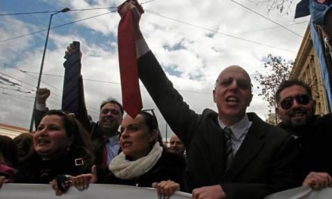 Ηράκλειο: Συλλαλητήριο κατά του ασφαλιστικού από επιστημονικούς και παραγωγικούς φορείς
