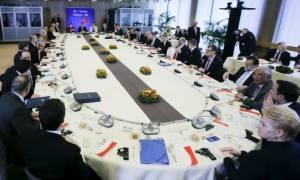 Λιτό το μενού στη Σύνοδο Κορυφής: Γλώσσα, μάνγκο και καφές
