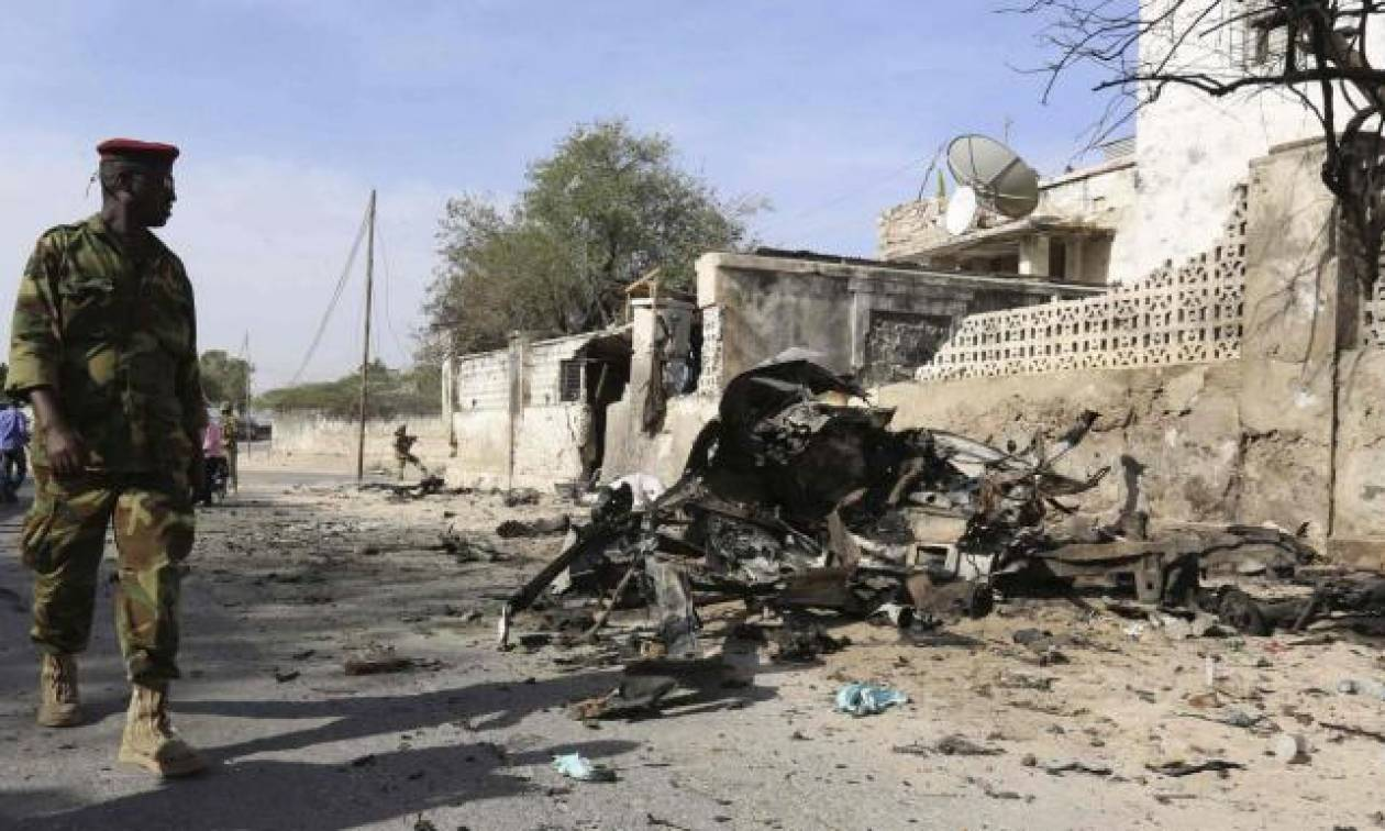 Σομαλία: Επιτυχημένο χτύπημα των ΗΠΑ κατά της Αλ Σεμπάμπ σε επιχείρηση drones