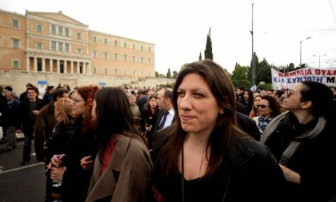Παγκόσμια Ημέρα της Γυναίκας - Ζωή Κωνσταντοπούλου: Εσύ σήμερα γιατί να φοβάσαι;