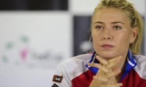 Мария Шарапова призналась в употреблении допинга