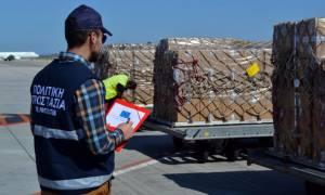 Προσφυγικό: Η Ολλανδία έστειλε ανθρωπιστική βοήθεια στην Ελλάδα