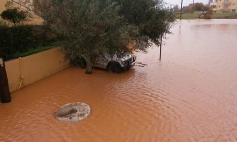 Έρχονται αποζημιώσεις για πλημμυροπαθείς του νομού Χανίων