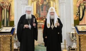 Στη Μόσχα ο Πατριάρχης Βουλγαρίας