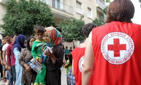 Ελληνικός Ερυθρός Σταυρός: Επείγουσα έκκληση για αναπηρικά αμαξίδια για τους πρόσφυγες