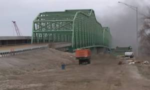 Μιζούρι: Θεαματική κατεδάφιση γέφυρας (video)