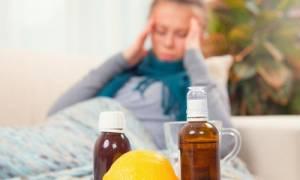 Σε καθοδική πορεία η γρίπη - 49 ασθενείς σε ΜΕΘ και 164 οι νεκροί