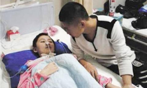 Ξύπνησε από κώμα 8 μηνών και αποκάλυψε το αληθινό πρόσωπο του «ήρωα» φίλου της
