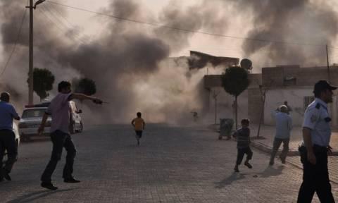 Τουρκία: Νεκροί άμαχοι από ρουκέτες που εκτοξεύτηκαν από τη Συρία