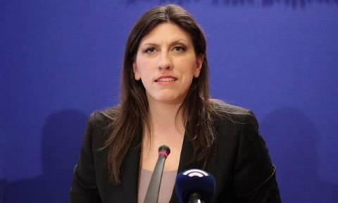 Ζωή Κωνσταντοπούλου: Ιδρύω νέο κόμμα
