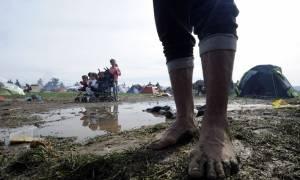 Έκλεισαν τα σύνορα Σερβία και Σλοβενία – Χάος στην Ειδομένη