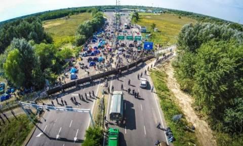 Η Σερβία κλείνει τα σύνορα της ακολουθώντας το παράδειγμα της Σλοβενίας