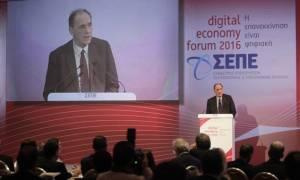 Συνέδριο ΣΕΠΕ - Σταθάκης: Ανοίγει ο δρόμος για την ανάπτυξη