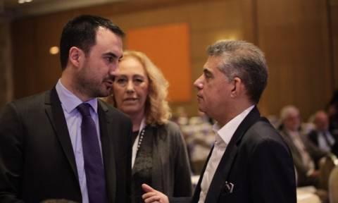 Συνέδριο ΣΕΠΕ - Xαρίτσης: Αλλαγές στον σχεδιασμό των χρηματοδοτικών εργαλείων