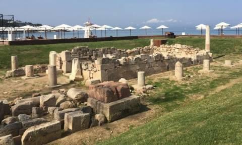 Οργανωμένος αρχαιολογικός χώρος θα είναι πλέον, ο ναός του Απόλλωνα Ζωστήρα