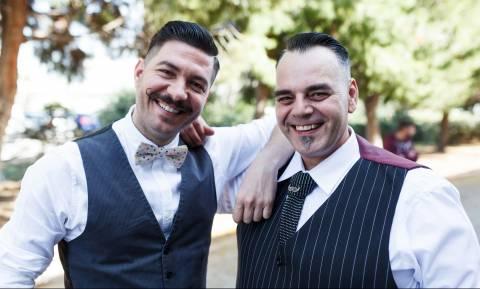 Hairprof & 1st Greek Barber Festival 2016: Καλύτερος μπαρμπέρης της χρονιάς ο Σπυρίδων Καπαράκης