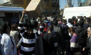 Τους 3.280 έφτασαν οι πρόσφυγες που φιλοξενούνται στο λιμάνι του Πειραιά