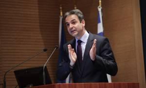 Μητσοτάκης: Η κυβέρνηση μαθαίνει από το Twitter για το κλείσιμο των συνόρων