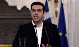 Τσίπρας: Αυτή η χρονιά θα είναι χρονιά ανάκαμψης για την ελληνική οικονομία