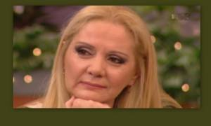 Δύσκολες ώρες για την Έλντα Πανοπούλου