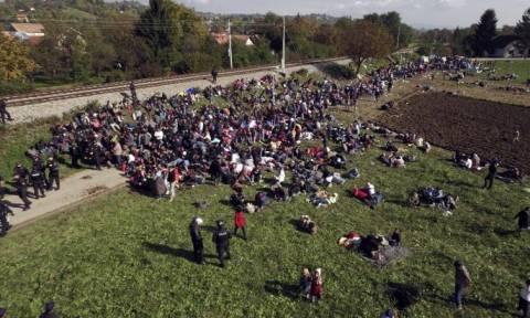 Ανέκδοτο: Η Σλοβενία θα αρχίσει να υποδέχεται πρόσφυγες από τον Απρίλιο – Δείτε πόσους θα πάρει