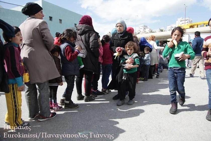 Προσφυγικό: Από την Ειδομένη μέχρι τα νησιά του Αιγαίου - Από πλημμέλημα εξελίσσεται σε κακούργημα!